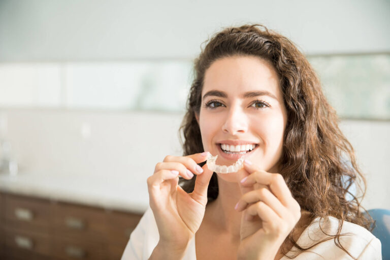 Where to find Clear Braces Encino?